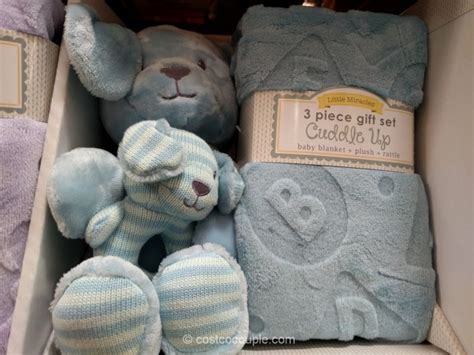 miracles cuddle  gift set