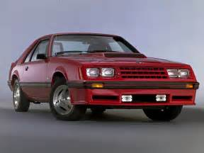 1982 Ford Mustang 5.0