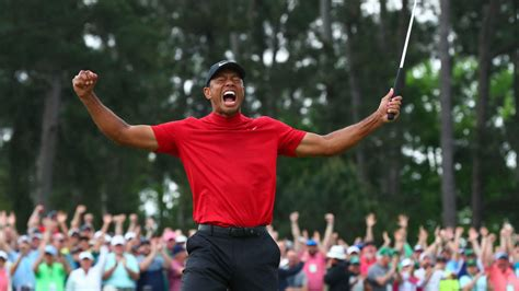 Masters 2019: Twitter explodes as Tiger Woods wins with ...