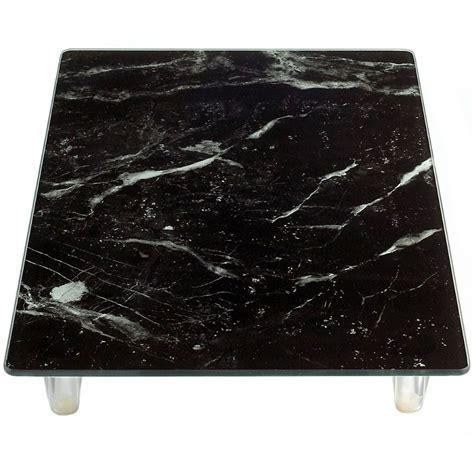 Raised Cutting Board   Glass in Cutting Boards
