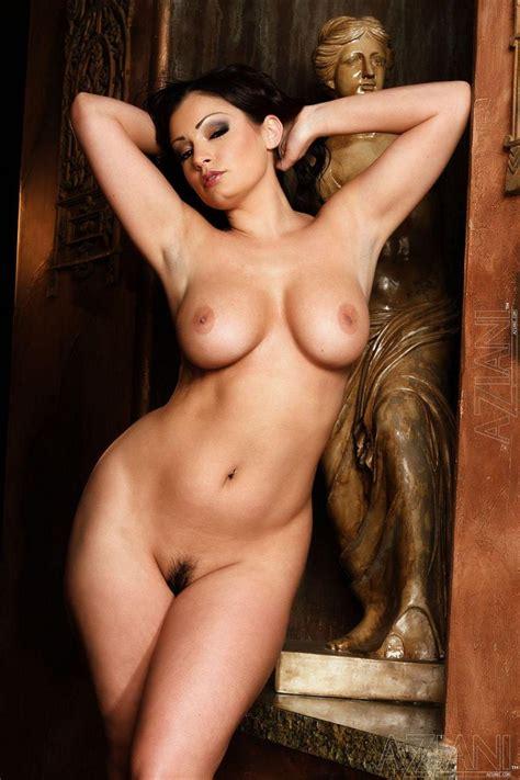 Aria Giovanni Strips Off Her Sexy White Dress Aziani 18