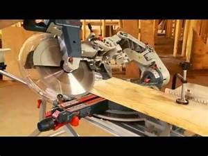 Bosch Gcm 12 : bosch gcm 12 gdl professional 305mm glide mitre saw gcm12gdl youtube ~ Orissabook.com Haus und Dekorationen