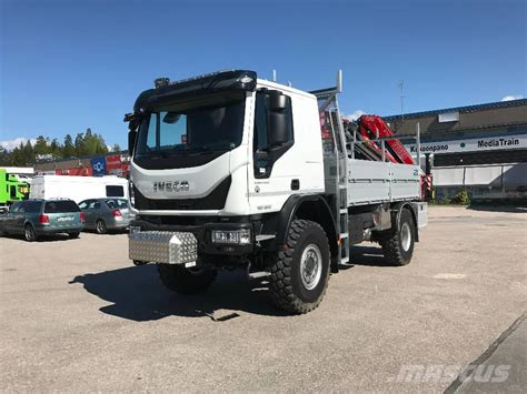 Used Iveco Eurocargo Mli150e28 4x4 Other Trucks Year
