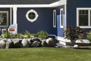 Blue Vinyl Siding Colors Pictures Houses