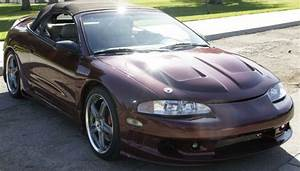 Find Used 1996 Mitsubishi Eclipse Spyder Gs Convertible 2