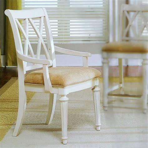 american drew camden dining arm chair in buttermilk 920 637