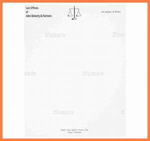 8 legal letterhead templates company letterhead With legal stationery templates