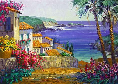 fond d écran magnifique scenery wallpaper fond ecran paysage fleurs