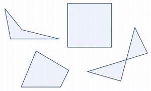 Quadrilaterals - Square, Rectangle, Rhombus, Trapezoid ...  Quadrilateral