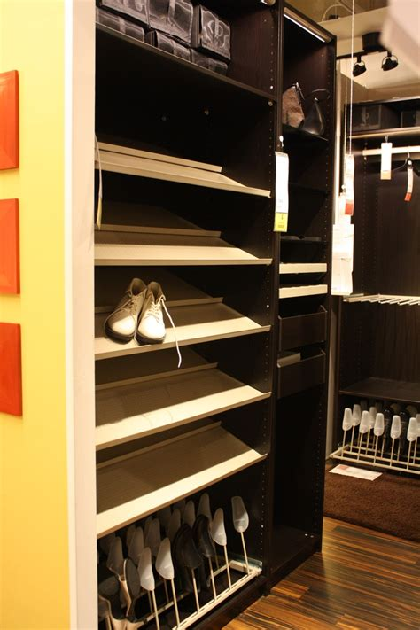 Ikea Closet Organizer  For The Home Pinterest