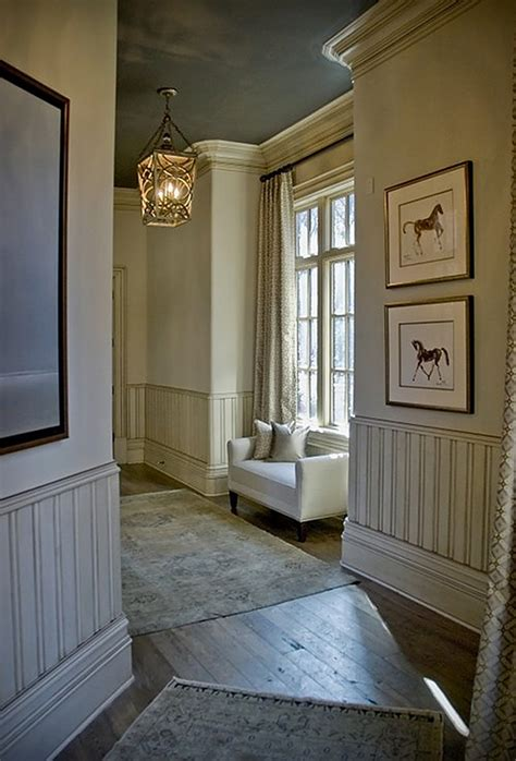 Country Wainscoting Ideas by Country Chic Home Bunch Interior Design Ideas