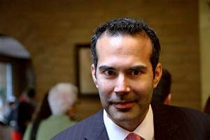 Opinion Why George P Bush Swallowed Bitter Pill And Endorsed Trump