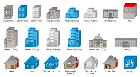 uml class diagram  buildings  rooms cisco