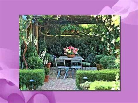 decoracion de jardines  patios pequenos youtube