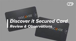 Discover it Secured Credit Card Reviews - Best Card for ...
