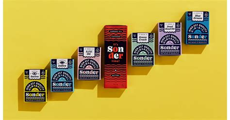 The Top 13 Cannabis Brands We Saw At Hall Of Flowers | Dieline