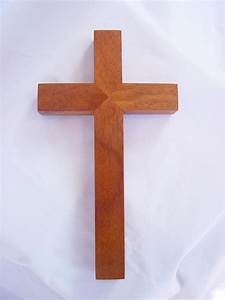 Macaca Wood Cross