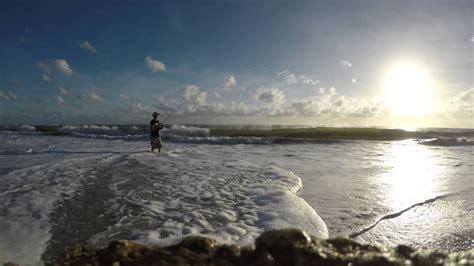 fishing test footage  gopro hero  black unedited