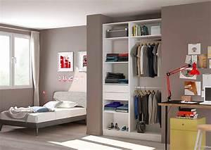 Aménager Un Placard : placard dressing le rangement design personnalis ~ Melissatoandfro.com Idées de Décoration