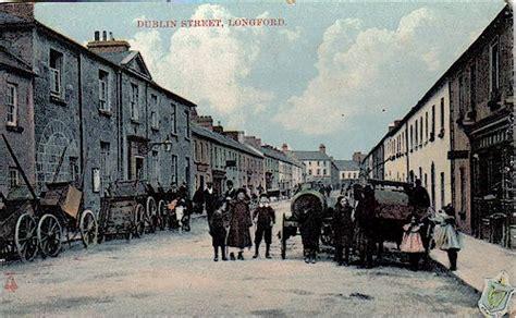 vintage irish town photographs longford