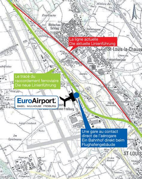 bureau de change mulhouse gare raccordement ferroviaire le projet