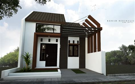 contoh rumah sederhana tapi mewah  refrensi awal