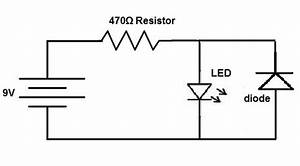 how to connect a protection diode in a circuit With diodeor circuit