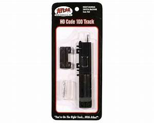 Atlas  63 Right Manual Switch Machine For Ho Scale Code