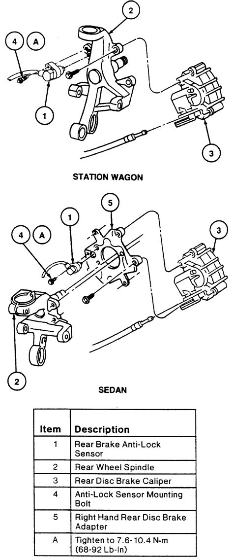 repair anti lock braking 1990 honda accord regenerative braking 1990 ford country squire 5 0l fi ohv 8cyl repair guides anti lock brake system speed