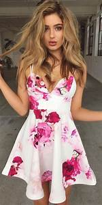 Outfit Ideen Sommer : top fr hling und sommer outfits frauen ideen dresses dress cute dresses for teens casual ~ Orissabook.com Haus und Dekorationen