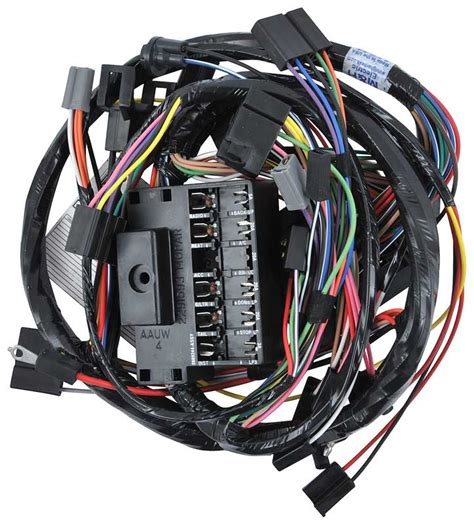 Plymouth Duster Fuse Box Wiring Diagram