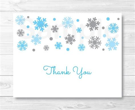 winter snowflake   card folded card template