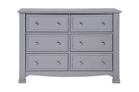 davinci kalani 6 drawer dresser grey n cribs