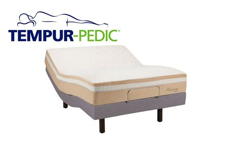 adjustable tempur pedic bed tempurpedic adjustable beds