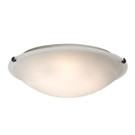 galaxy lighting 680120mb 4 light ofelia flush mount