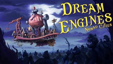 Dream Engines: Nomad Cities Free Download (v0.3.179) - TOP ...