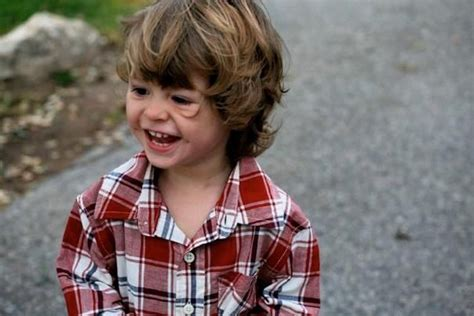 1000+ Images About Toddler Boy Hairstyles On Pinterest