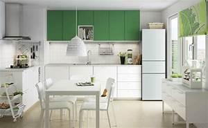 Ikea Küche Oberschrank : 9 k chen farbkonzepte ideen bilder und beispiele f r ~ Articles-book.com Haus und Dekorationen