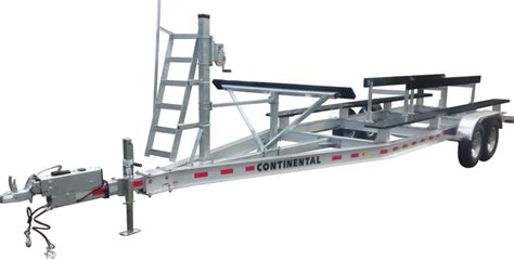 Catamaran Boat Trailer For Sale by Continental Trailers Cat2382b Catamaran Boat Trailer