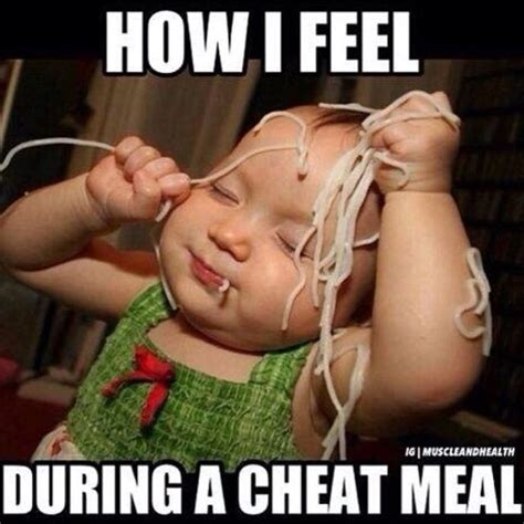 Diet Memes - how i feel during a cheat meal pictures photos and images for facebook tumblr pinterest and
