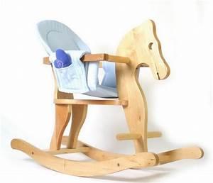 Spielzeug Mit Musik Ab 1 Jahr : legler schaukelpferd mit sitzeinhang aus holz ein klassisches spielzeug und dekoration f r ~ Yasmunasinghe.com Haus und Dekorationen