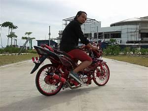 Underbone Tuner  Capcom Mega Man Zero Inspired Honda Xrm125 From Talisay City Cebu