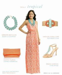 coral printed maxi dress summer wedding guests summer With maxi dress for beach wedding guest