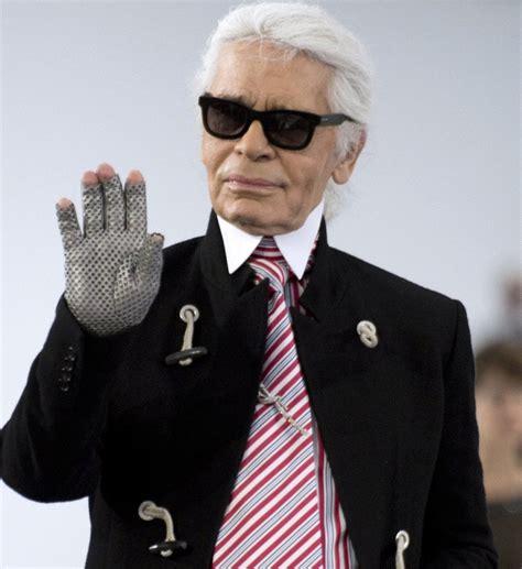 Legendary Designer Karl Lagerfeld Opens Up Intimately On ...