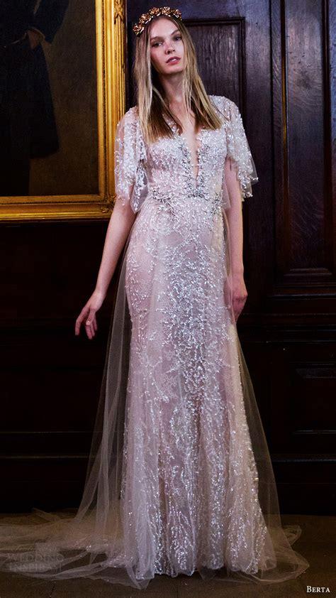 berta fallwinter  wedding dresses wedding inspirasi