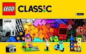 Lego Classic Bauanleitungen : bauanleitungen lego classic 10698 lego gro e bausteine box ~ Eleganceandgraceweddings.com Haus und Dekorationen