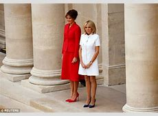 PLATELL'S PEOPLE What was Madame Macron wearing? Daily