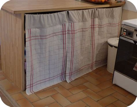 rideau pour placard cuisine rideau pour cuisine images