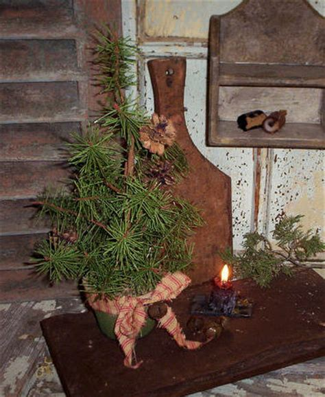 pictures of primitive christmas trees primitive tree