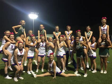 snook academy fhs cheerleaders news freeport high